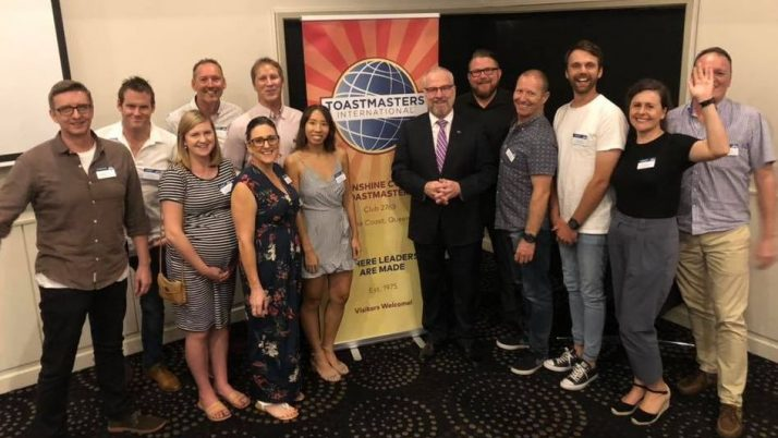 Sunshine Coast Toastmasters