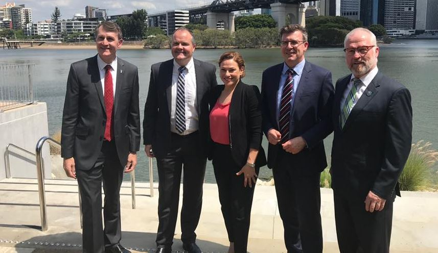 Property Council Lunch on SEQ City Deal