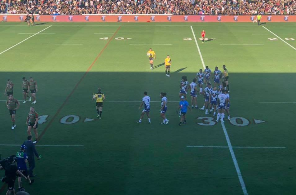 South Sydney Rabbitohs vs NZ Warriors – NRL