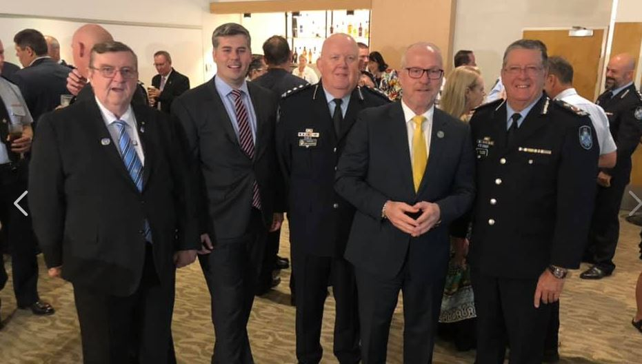 Sunshine Coast Police Officer of the Year Awards 2019