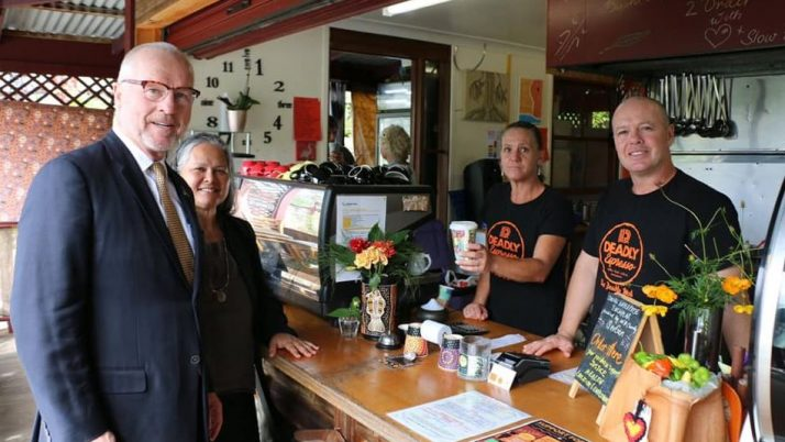 Deadly Espresso, Eumundi Visit