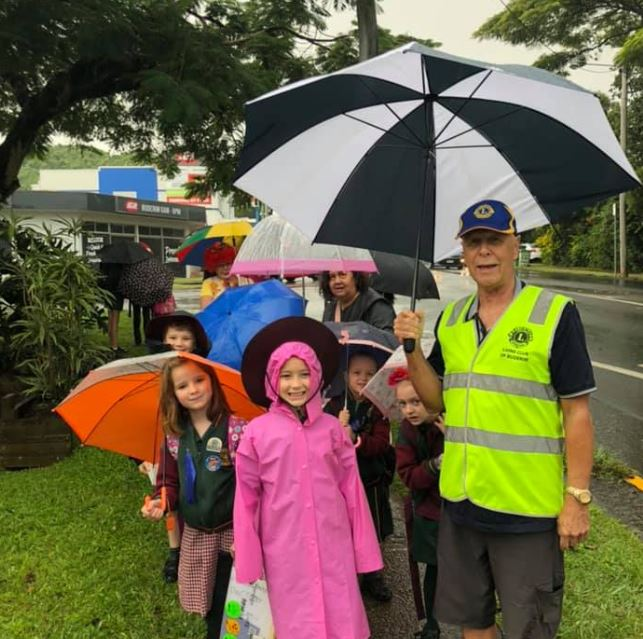 National Walk to School Day | Buderim Mountain State School