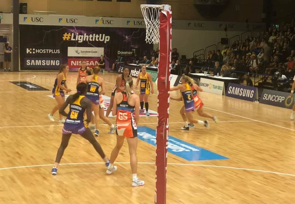 Sunshine Coast Lightning vs Giants