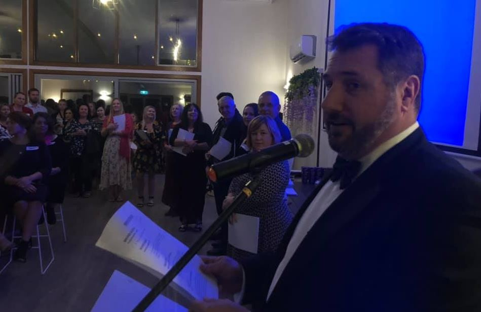 "Andrew Powell MP | The Glass House Mountains Business Awards – ""Glassies"""
