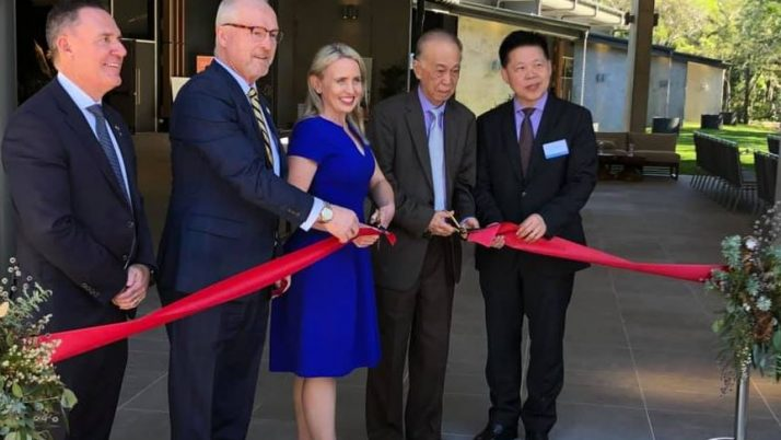 Sunshine Coast Convention Centre Opening @ Twin Waters