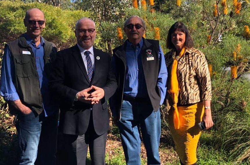 Friends of Maroochy Bushland Botanical Gardens Visit