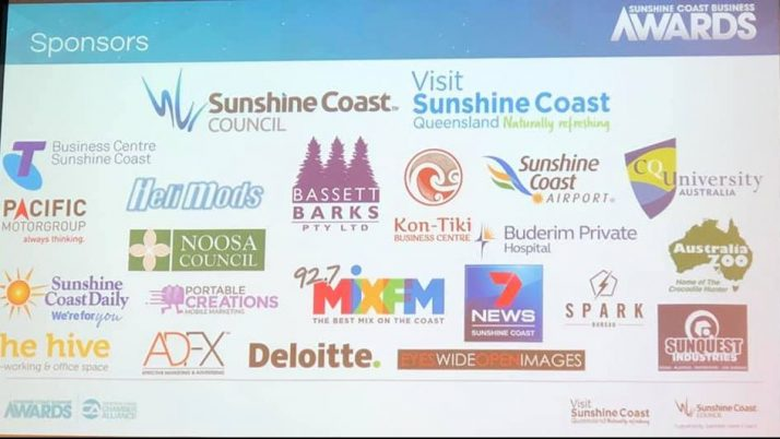 Sunshine Coast Chamber Alliance | Small Business Week Breakfast Event