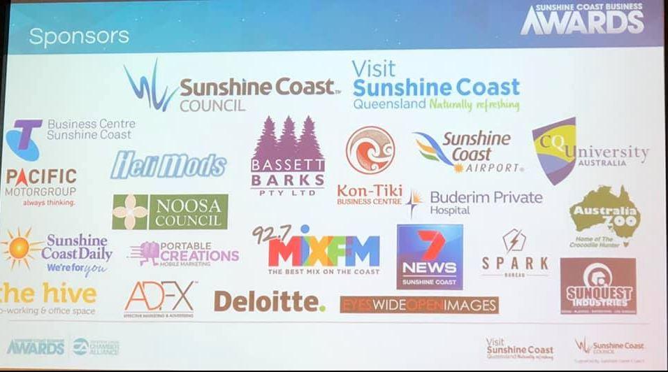 Sunshine Coast Chamber Alliance | Small Business Week Breakfast Event
