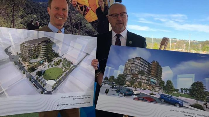 Sunshine Coast City Hall Design Unveiling