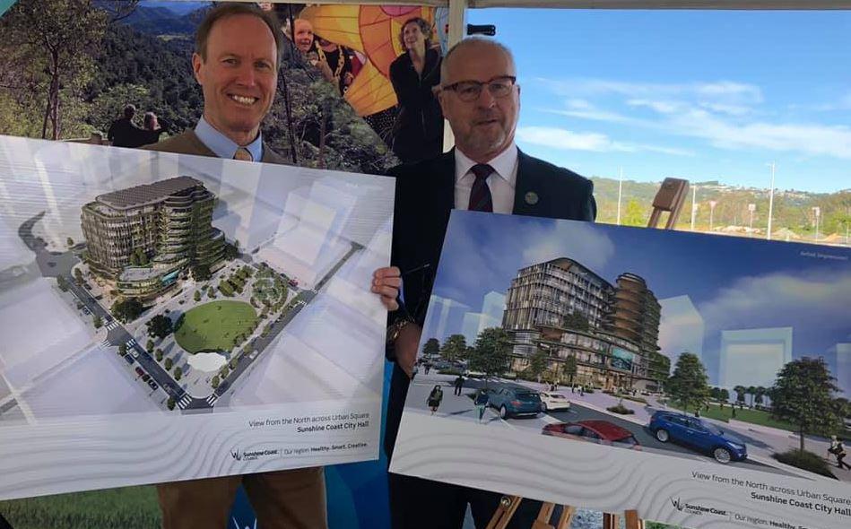 Sunshine Coast City Hall Design Unveiling