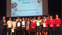 Mayors Telstra Innovation Awards 2019