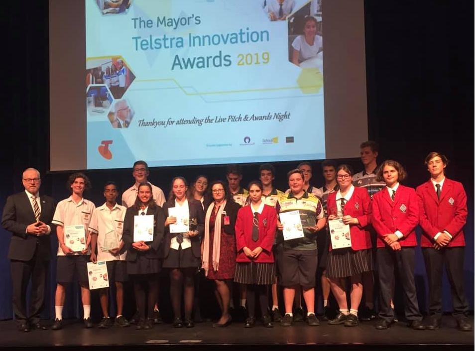 Mayors Telstra Innovation Awards 2019