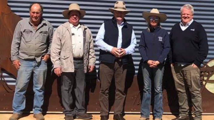 LGAQ Central/South Western QLD Regional Visit