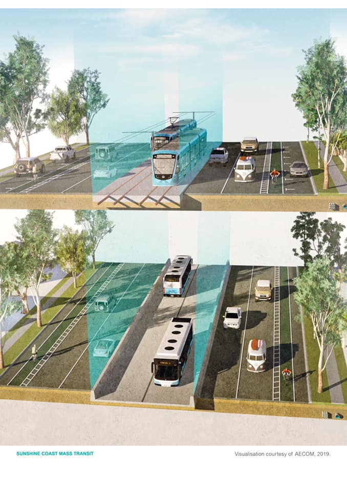 Sunshine Coast Mass Transit System