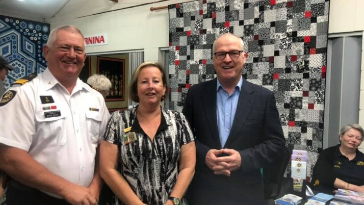 Caloundra Quilters Quilt Show