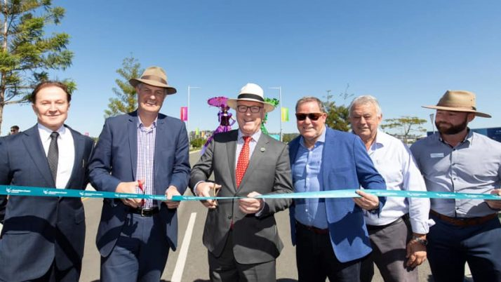 Maroochydore City Centre Opening – Stage 1