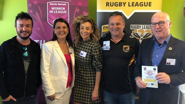 Sunshine Coast Womens Rugby League Grand Final