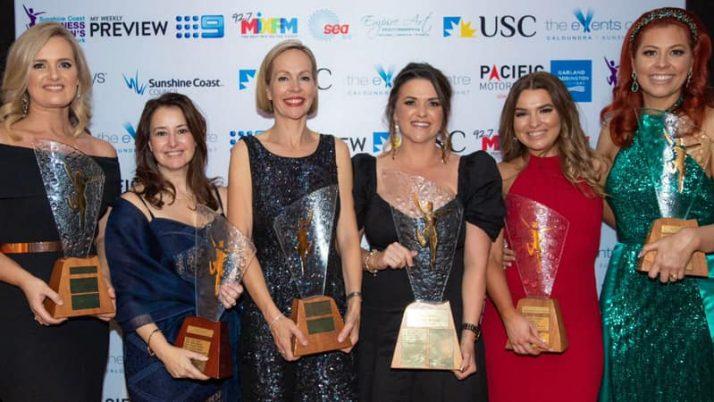 Sunshine Coast Business Women of the Year Awards 2019