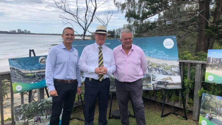 Mooloolaba Foreshore Revitalisation Announcement