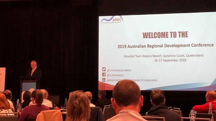 Australian Regional Development Conference 2019