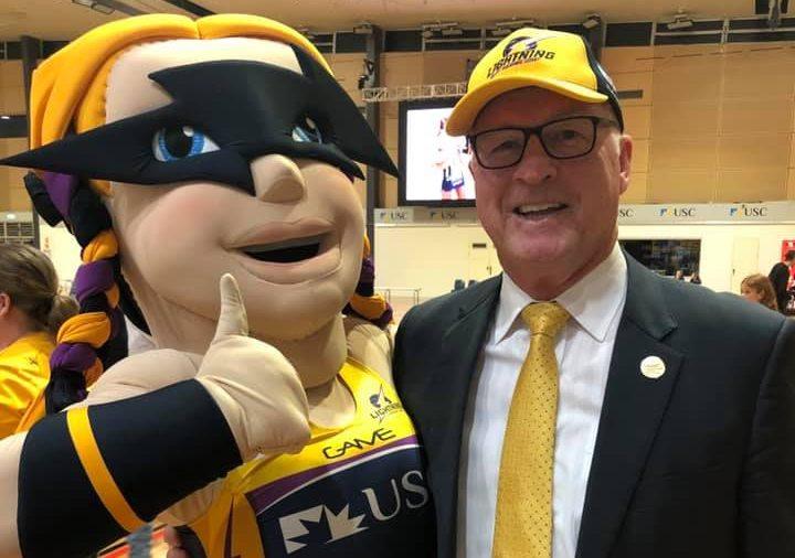 2019 Sunshine Coast Lightning Season