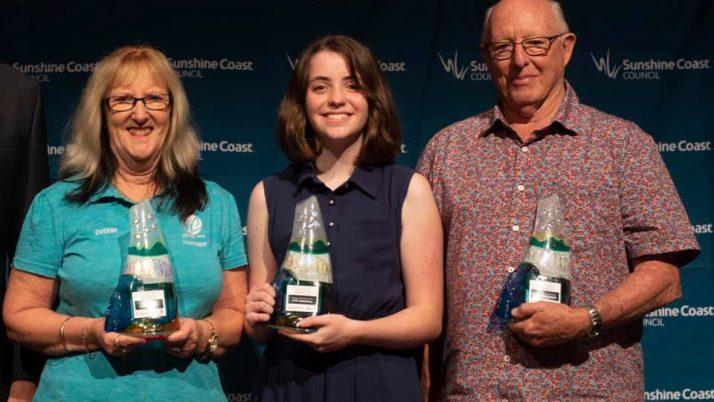 Sunshine Coast Australia Day Award