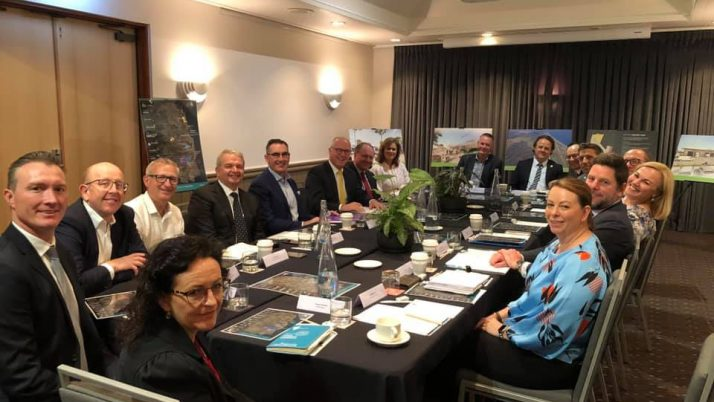 Business Leaders Round Table at Twin Waters