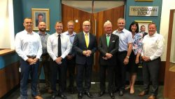 Official Vice Regal Visit by Queensland Governor, the Hon Paul de Jersey and Mrs de Jersey