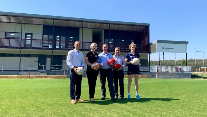 Maroochydore Multi Sports Complex Upgrade