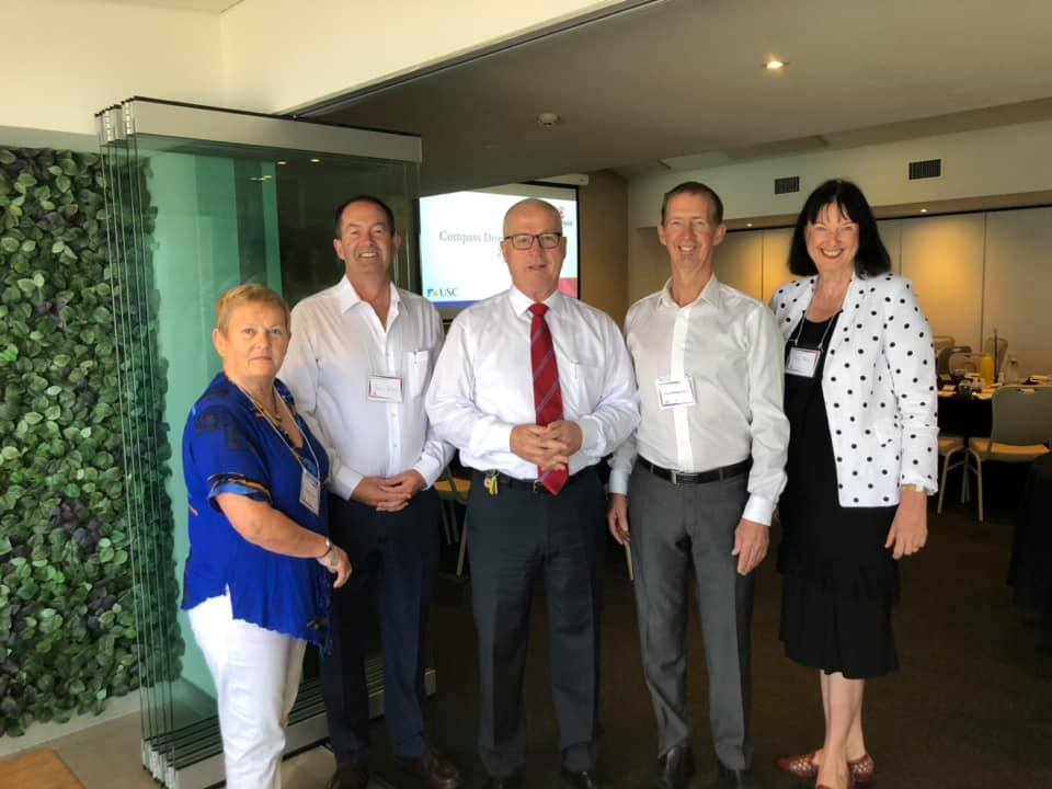 Compass Directions Breakfast at Mooloolaba Surf Club