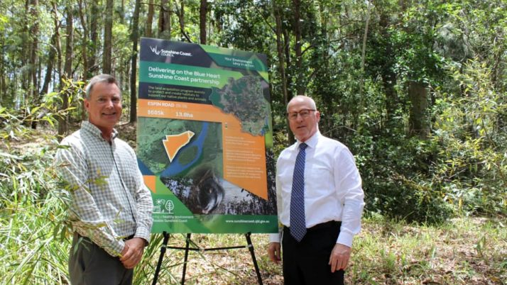Major Environmental Land Acquisition – Maroochy River Flood Plain