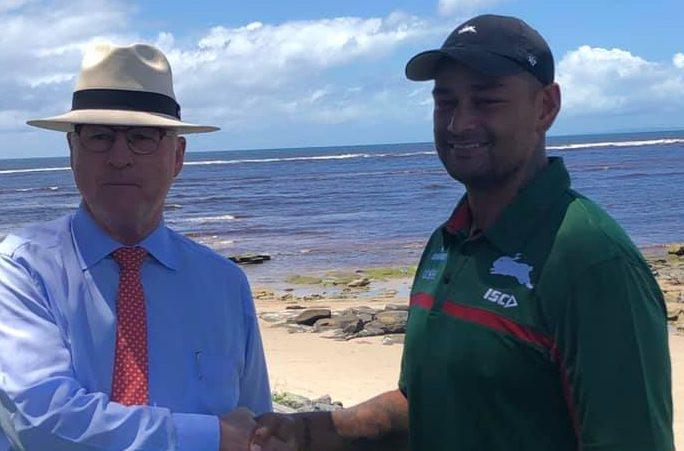 Rabbitohs v Warriors NRL clash Ticket Announcement