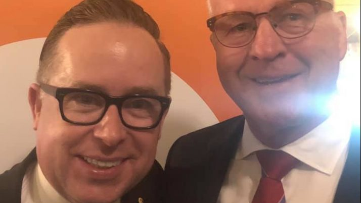 100 years of QANTAS with CEO Alan Joyce