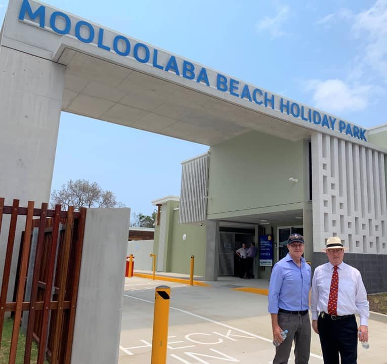 Mooloolaba Beach Holiday Park Official Opening